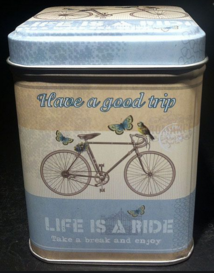 Dose Bicycle / Life is a ride 100g